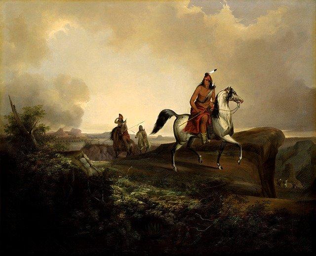Quelle est l'histoire des Amérindiens?