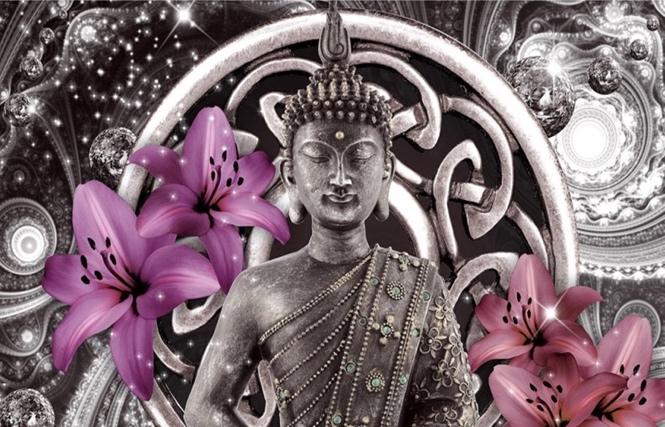 Les tableaux modernes Bouddha