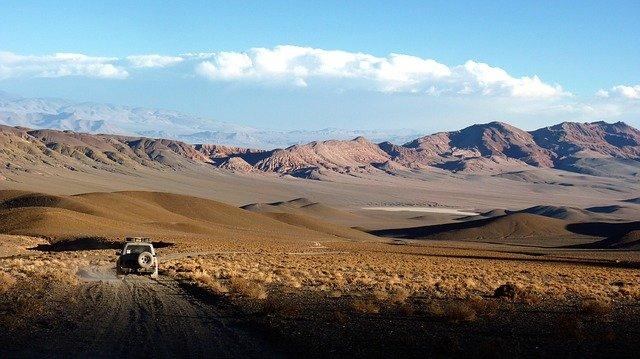 Vacance Au Chili