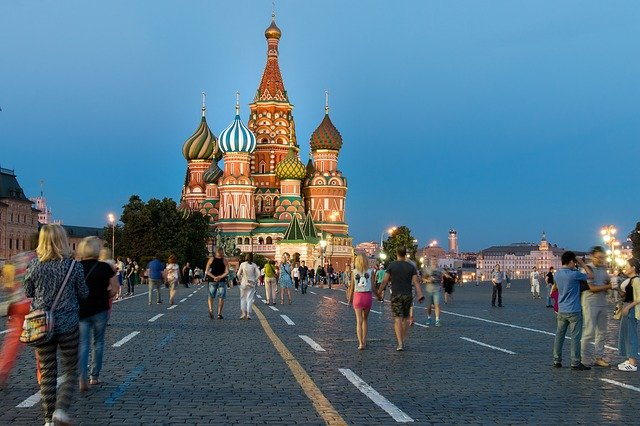 Vacance En Russie