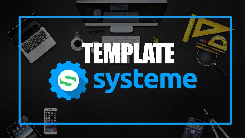 template systeme io